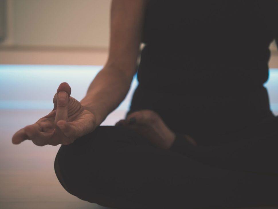 grief and yoga