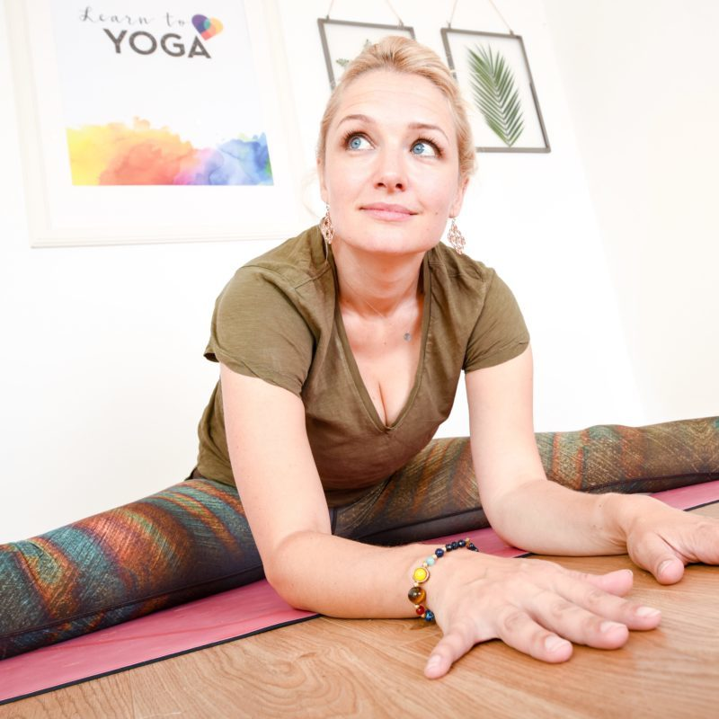 RYT 200 Yoga Teacher Amber Wilds