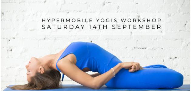Hypermobile yogis