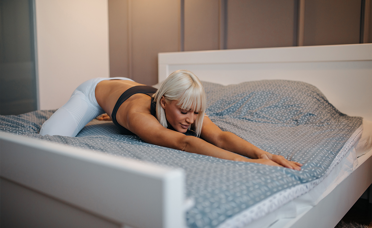 Yoga for insomnia and sleep problems