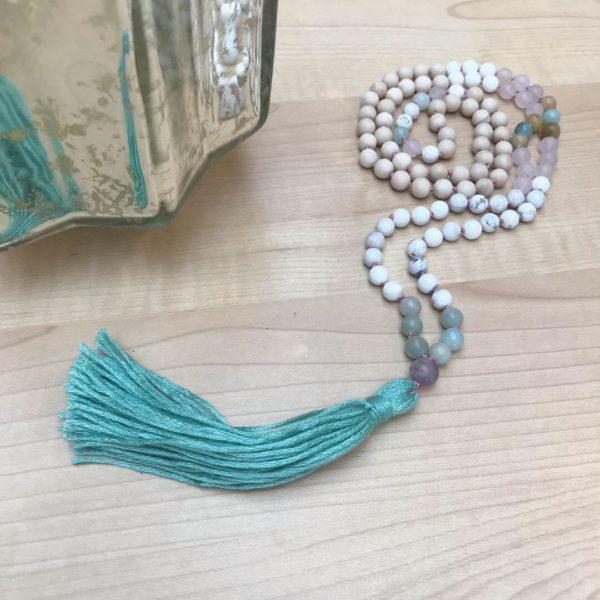108 Tranquility Mala beads