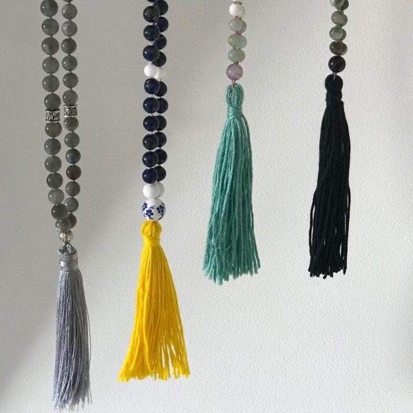 custom made mala beads