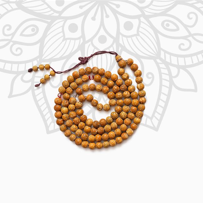 custom design mala beads